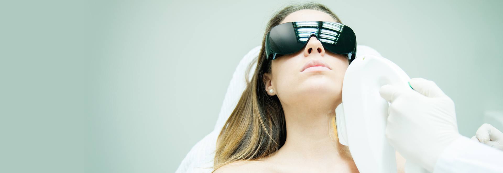 Anti-aging laser treatment